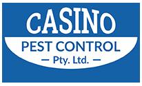Casino Pest Control Logo